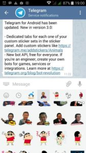 isi pulsa telegram